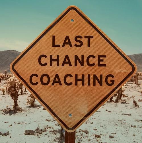last chance coaching