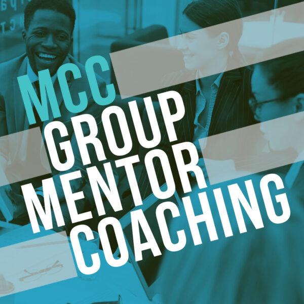 MCC Group Mentor Coaching
