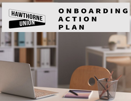 Onboarding Action Plan